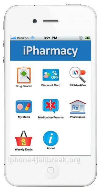 health apps iPhone 5