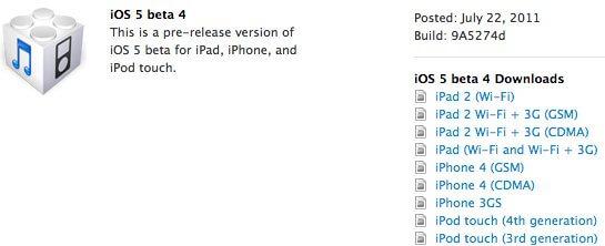 iOS-5-Beta-4 ipsw