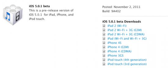 iOS-5.0.1