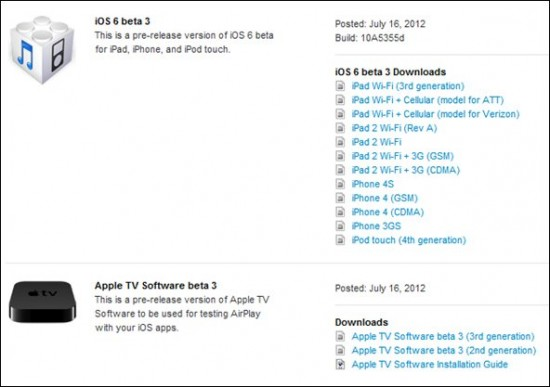 iOS 6 download iphone 4s