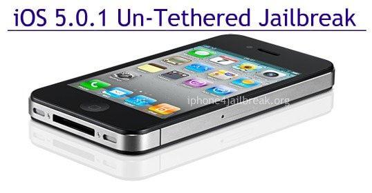 iPhone 4 ios 5.0.1 jailbreak