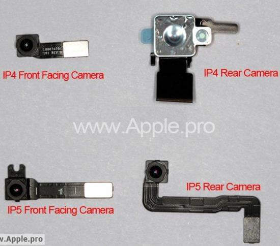 iPhone-5-camera-parts