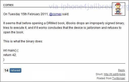 ibooks jailbreak fix