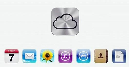 icloud features