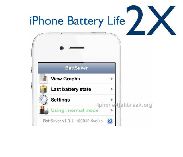 increase iphone battery life-Optimized