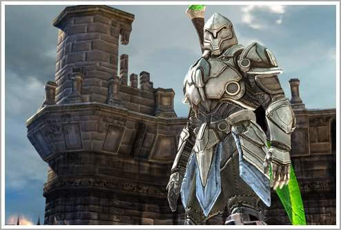 infinity blade review. In our opinion its the most gorgeous game on any