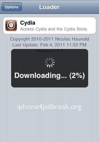 installing cydia verizon iphone 4