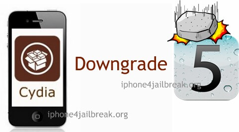 ios 5 downgrade ios 4.3.3