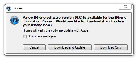 ios 6 download iphone 4s