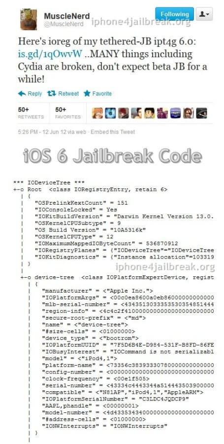ios 6 jailbreak download