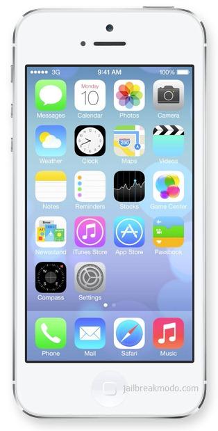 ios 7 iPhone 5 ipsw