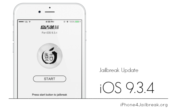 ios 9.3.4 jailbreak iphone 4