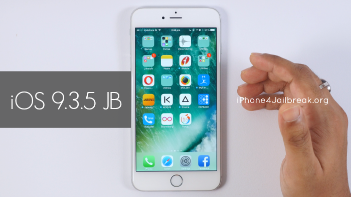 ios 9.3.5 jailbreak iphone 4