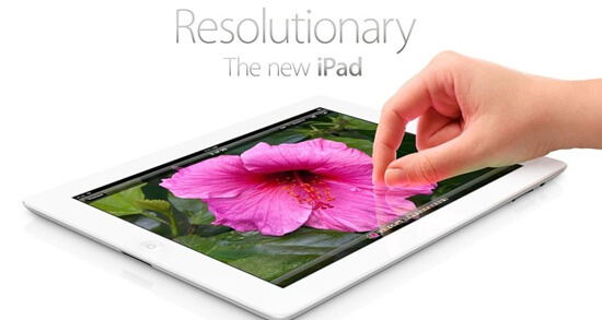 ipad 3 new pictures