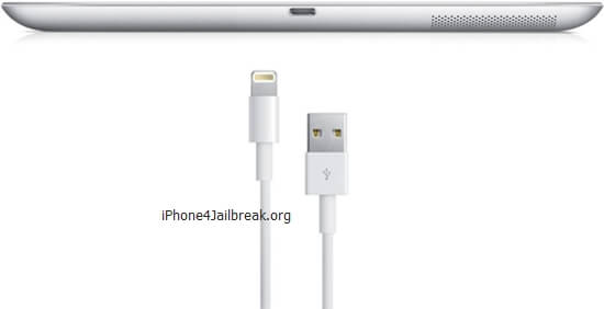ipad 4 lightning connector