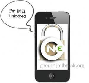 iphone 4 IMEI unlock