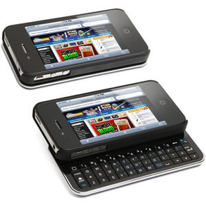 iphone 4 bluetooth keyboard