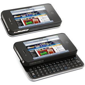 iphone 4 bluetooth keyboard