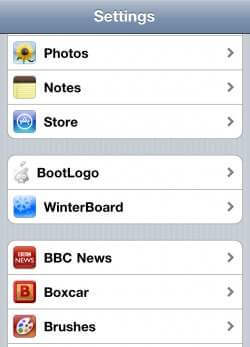 iphone 4 boot logo