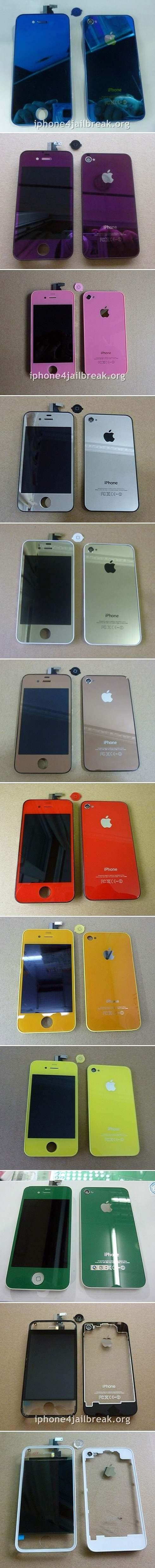 iphone 4 case colors