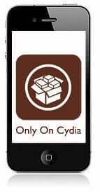 iphone 4 cydia