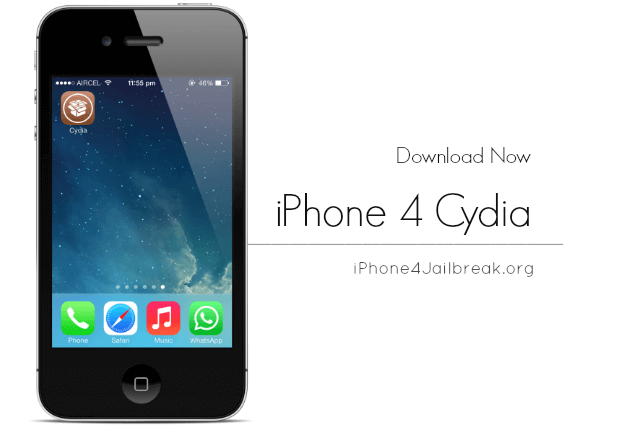 iphone 4 jailbreak how to cydia on iphone 4 no jailbreak 10864