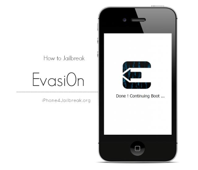 iphone 4 evasion