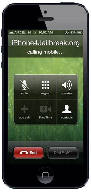 iphone 4 extension dialer-