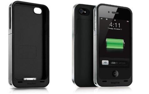 iphone 4 external batery pack case