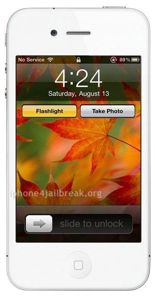 iphone 4 flashlight torch app