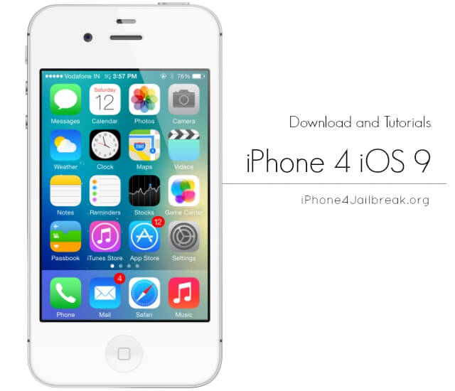 iphone 4 ios