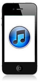 iphone 4 itunes