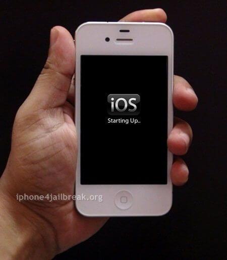 iphone 4s custom boot logo