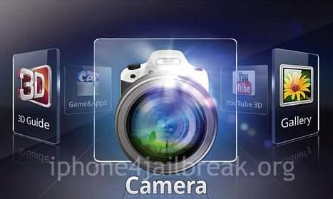 iphone 5 3d camera