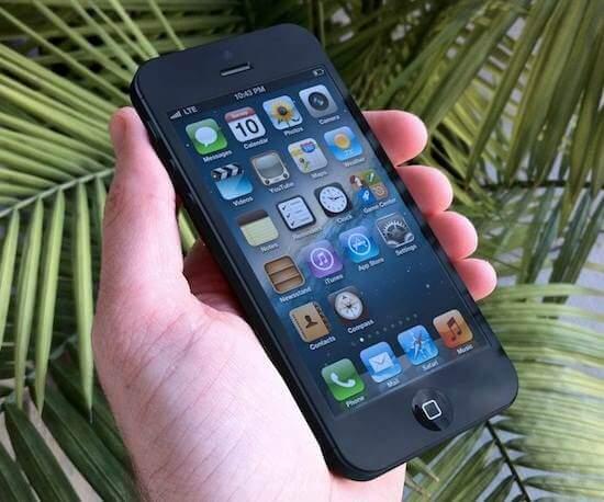 iphone-5-4 inch screen display
