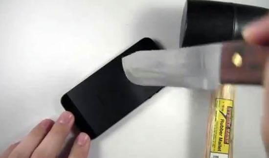 iphone 5 abrasive test-