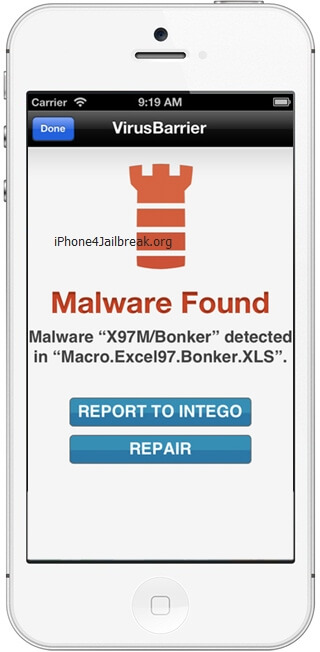 iphone 5 antivirus