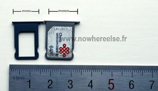 iphone 5 casing parts