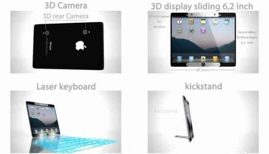 iphone 5 concept 2012-