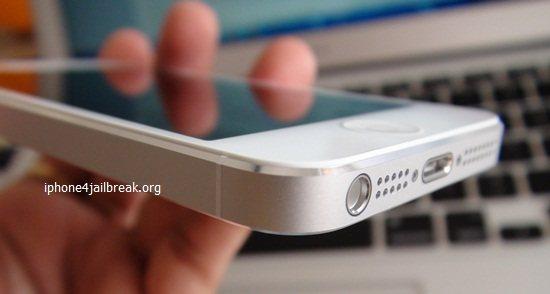iphone 5 edges