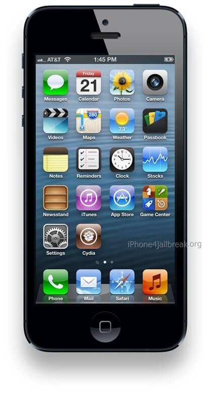 iphone 5 jailbreak cydia install