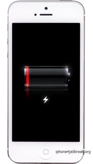 iphone 5 low battery
