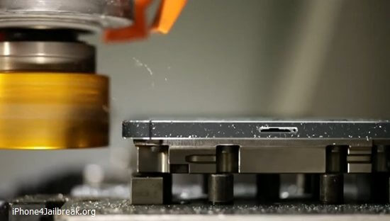 iphone 5 manufacturing process
