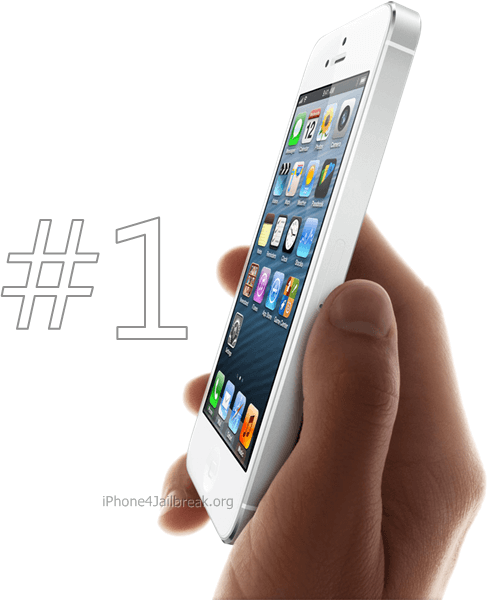 iphone 5 number 1 smart phone