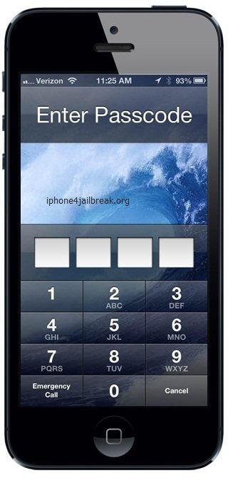 iphone 5 pass code-Optimized