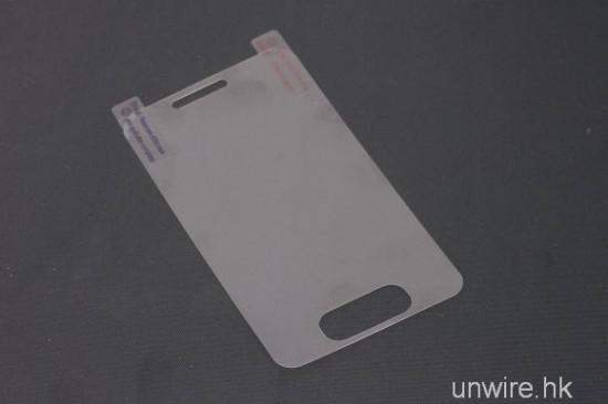 iphone 5 screenprotector