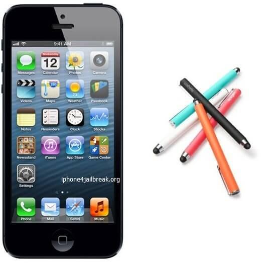iphone 5 stylus-