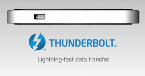 iphone 5 thunderbolt