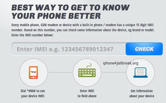 iphone 5 unlocked or not check using imei
