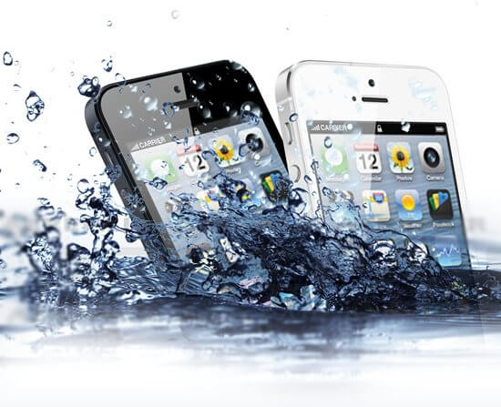 iphone 5 water damage